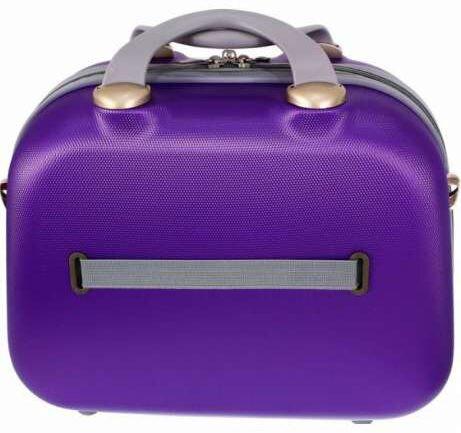 Дорожная сумка кейс 883 из поликарбоната, набор 3 штуки - фото pic_25929de6355552c_700x3000_1.jpg