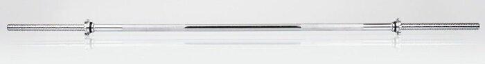 Штанга 120 кг прямая фиксированная + Гантели 2*26 кг разборные (комплект пряма штанга + гантелі розбірні) - фото 4