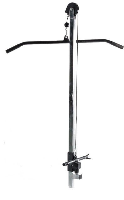 Скамья для жима с тягой и партой Cкотта Trex 1020 + Штанга 50 кг (лавка для жиму з тягою і партою Скотта) - фото pic_c6c4422fa51a881_700x3000_1.jpg