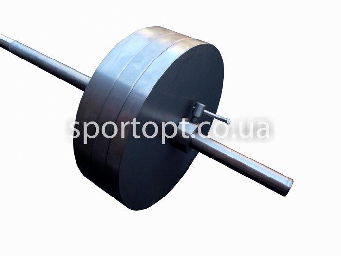 Наборная металлическая штанга 50 кг (48 кг) - фото 5