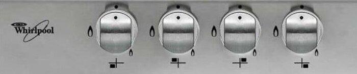 Варочная поверхность газовая Whirlpool AKR 361/IX (Италия) - фото pic_a533413567f7e16_700x3000_1.jpg