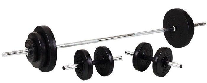 Штанга 80 кг + Гантели 2*26 кг (Комплект) - фото 1