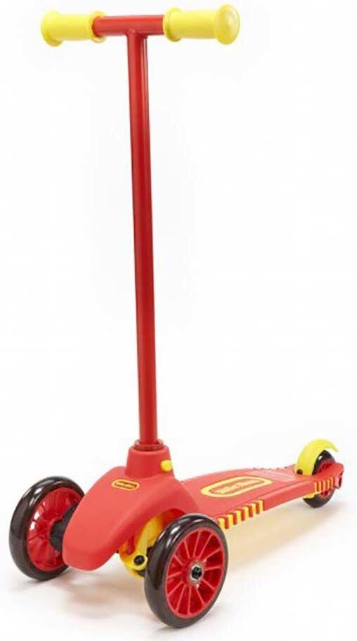 Детский трехколесный самокат Little Tikes 640094 с поворотными колесами - фото pic_f7181f1b18798fb_700x3000_1.jpg