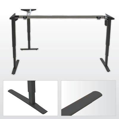 Стол с электрической регулировкой высоты 501-43-7S (B, W)- 172-172А - фото pic_f60575e48077660_700x3000_1.jpg