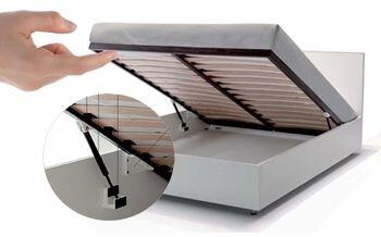 Механизм подъема кроватной сетки с матрасом TipUp - фото 1