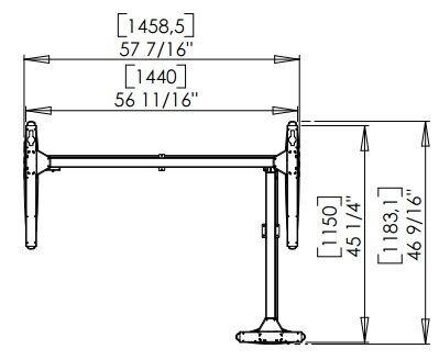 Регулируемый по высоте стол на трех опорах 501-25 7S152-115A - фото pic_75aa8a1a04bb0b9_700x3000_1.jpg