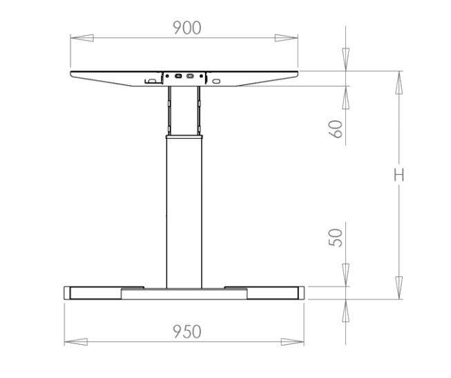 Офисный стол для работы стоя и сидя 501-19 7 B (S) 095 - фото pic_097446bcbe3aa33_700x3000_1.jpg