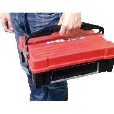 Ящик для инструмента Free Box с одним контейнером FZ00066 - фото pic_db143eb8437566c_1920x9000_1.jpg