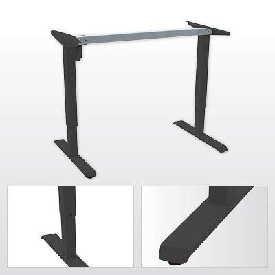 Стол с регулировкой высоты Conset  501-33 7(S, W, B) 172 - фото pic_3af64c614736d85_700x3000_1.jpg