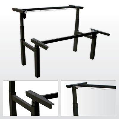 Сдвоенный стол с регулировкой высоты 501-88 7S (W, B)152 - фото pic_8d9827d5780a088_700x3000_1.jpg