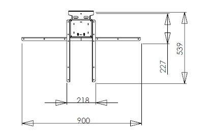 Регульований стіл із змінною висотою 501-19 7S Wall - фото pic_f2cbdffc0ab4898_700x3000_1.jpg