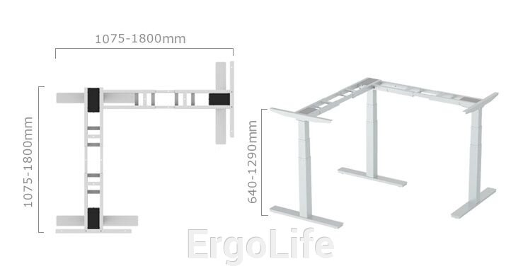 Угловой стол с регулировкой высоты AOKE Tripod REC-90 - фото pic_8ebc49aaedb76a6_1920x9000_1.jpg