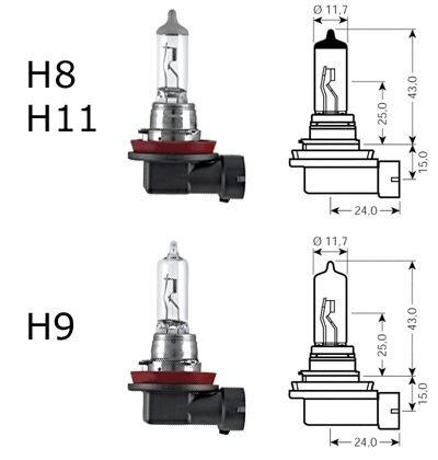 Лампа галогенная Маяк ULTRA H11 12V 55w SUPER LIGHT +30% ✔2шт - фото pic_352fca5ec5c07d3_700x3000_1.jpg