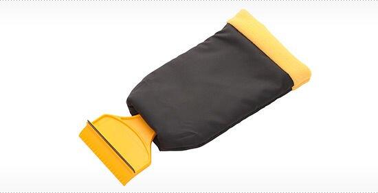 """Зимний скребок Tom Par """"Т-образный"""" с рукавичкой  пластиковый - фото pic_0ba52def0083581_700x3000_1.jpg"""