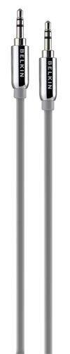 "Кабель AUX Belkin 3.5мм ""Stereo Cable"" Black - фото pic_71cb8dd73a3b51d_700x3000_1.jpg"