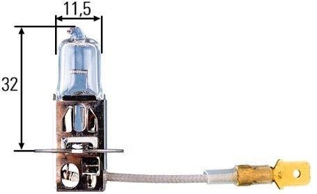 Лампа галогенная МАЯК H3 12V 55W РK22s - фото pic_532819153ffd322_700x3000_1.jpg
