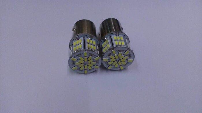 Лампа светодиодная Honsco P21W (BAY150D) 54SMD 12v (1 шт) - фото pic_bd6eb582efa3e05_700x3000_1.jpg