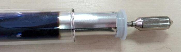 Вакуумный солнечный коллектор JX SPС-10(1) вакуумная трубка купить