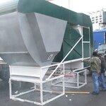 очищення зерна сепаратори