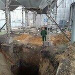реконструкція зерноочисного комплексу ХЗЗО