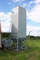 зерносушилка шахтная от производителя