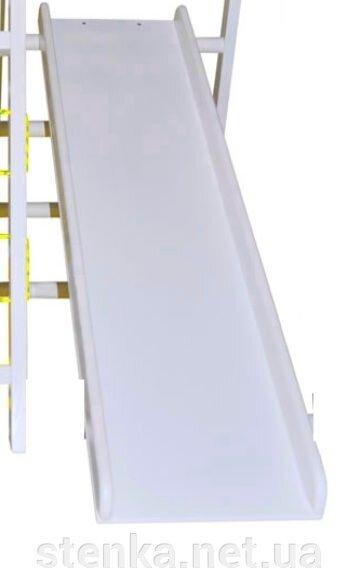 """Деревянный Спортивный уголок Раскладной """"Sportgame"""" Белый - фото 3"""