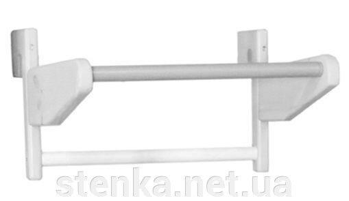 Комбинированный спортивный уголок Белый h225cm - фото 2