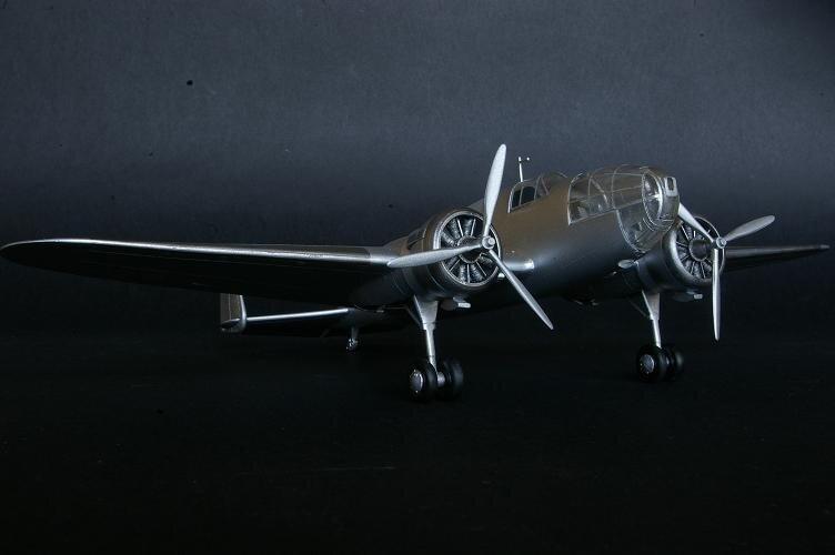 P-37A Łoś Luftwaffe. Сборная модель самолета в масштабе 1/72. MISTER CRAFT D-07 - фото pic_0cfb66a9761d4fa6ad485d6fe9e772df_1920x9000_1.jpg