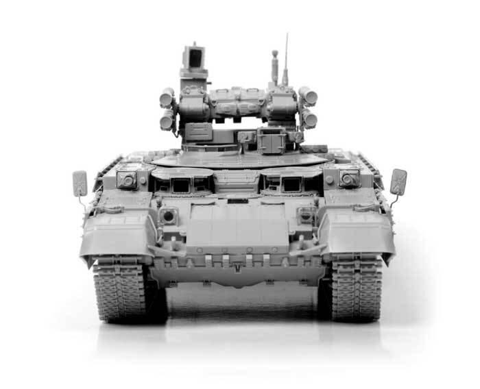 «Терминатор» Российская боевая машина огневой поддержки. 1/35 ZVEZDA 3636 - фото pic_3ef71c2b534a9ef7e1c085d7dd242248_1920x9000_1.jpg