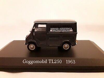 Goggomobil TL250 1963. Коллекционная модель автомобиля в масштабе 1/43. 1/43 NOREV 820351 - фото pic_44d920bb33f7c18353cc3743c93ffdd1_1920x9000_1.jpg