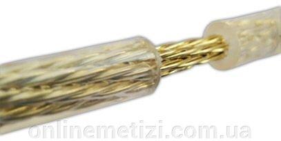 Трос в оплетке ПВХ — это крепежный элемент, который представляет собой металлическую конструкцию, изготовленную из стальной проволоки. Трос в оплетке ПВХ используется для создания подвесок, растяжек. Трос в оплетке ПВХ изготовлен из углеродистой стали и оцинкован. Высокая прочность, надежность и долговечность всегда были преимуществами троса в оплетке ПВХ. Трос в оплетке ПВХ предназначается для долговременного использования во влажных условиях улиц.