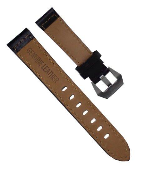 Кожаный ремешок для часов гладкий плотный с отстрочкой размер 18 mm - фото pic_69a92ac2375c263b43a3d44201cc18c2_1920x9000_1.jpg