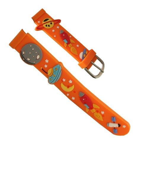 Детские наручные часы для мальчика оранжевый  Космос - фото pic_103610bc27df649f1baaa510f5e87aa2_1920x9000_1.jpg