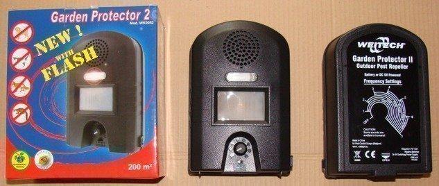 """Отпугиватель """"Weitech WK0052"""" и упаковка"""