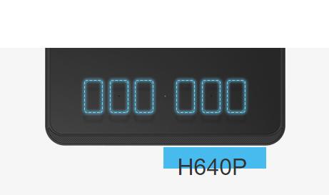 Графічний планшет HUION H640P - фото 5
