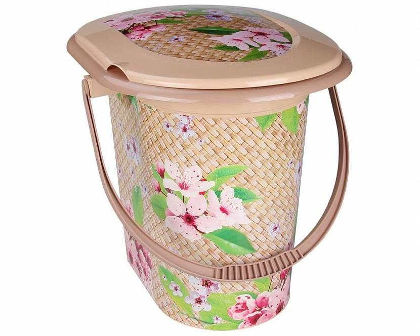 Биотуалеты (туалет-ведро) - фото туалет ведро для дачи