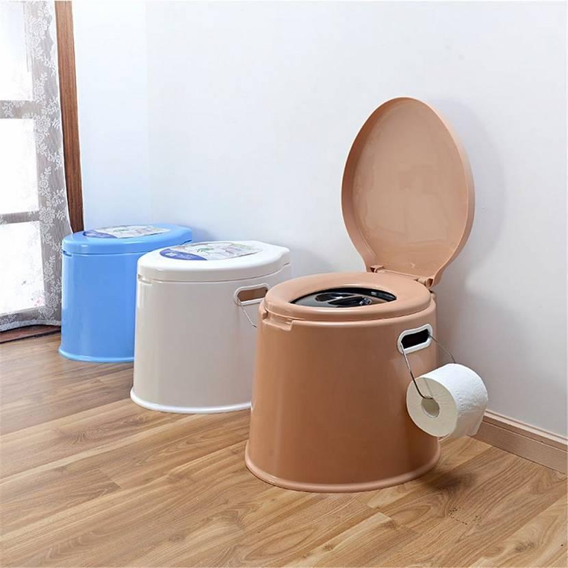 Биотуалеты (туалет-ведро) - фото ведро для туалета на даче купить