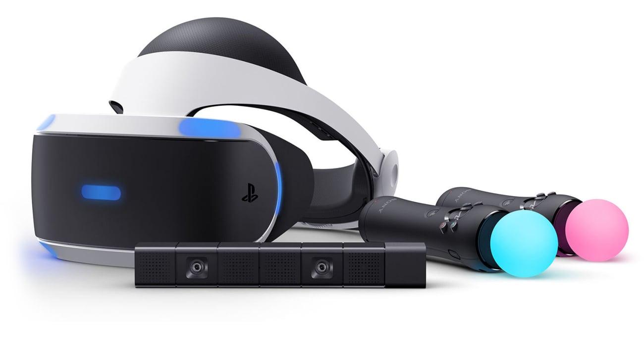 Play. Station VR Контроллеры камеры