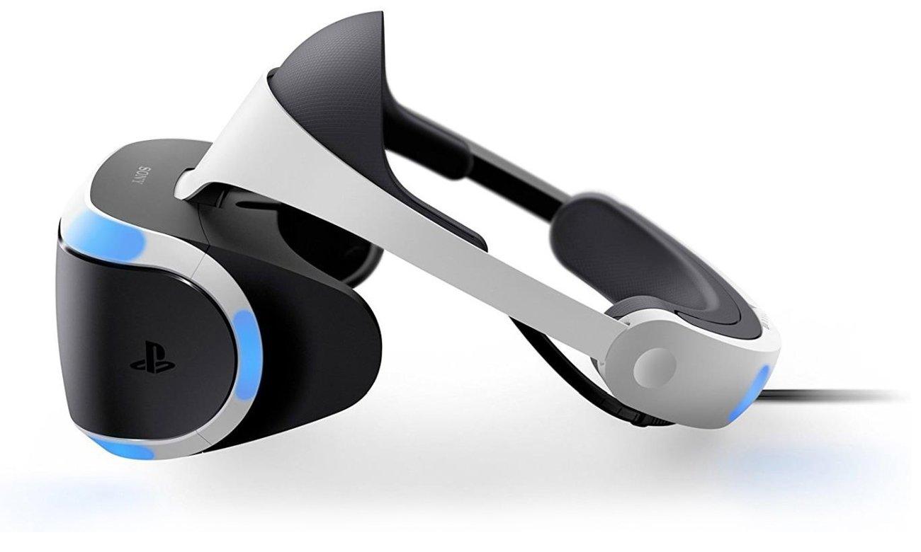 Play. Station VR Вид сбоку