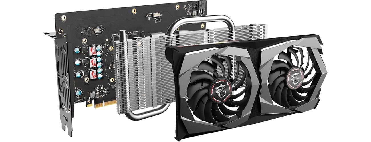 MSI GeForce GTX 1650 GAMING X