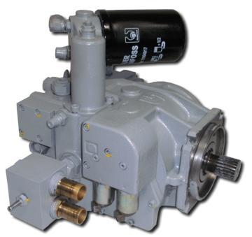 гидравлические насосы Sauer 90R075FA6