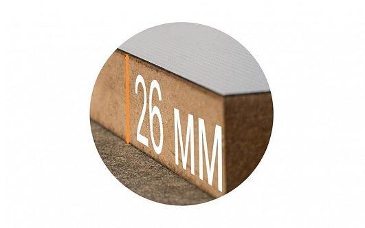 Стол трансформер Mealux King, 140см - фото stoleshnitsa_.jpg
