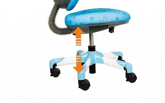 Ортопедическое детское кресло Y-120 разноцветное - фото y_120_regulirovki_vus.jpg