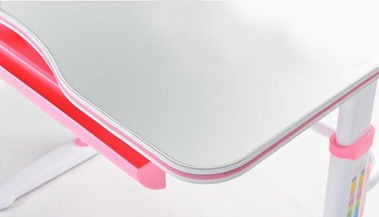 Комплект парта и стул Evo-kids Evo-19, 90 см (с лампой и подставкой) 4 цвета - фото table_evo19.jpg