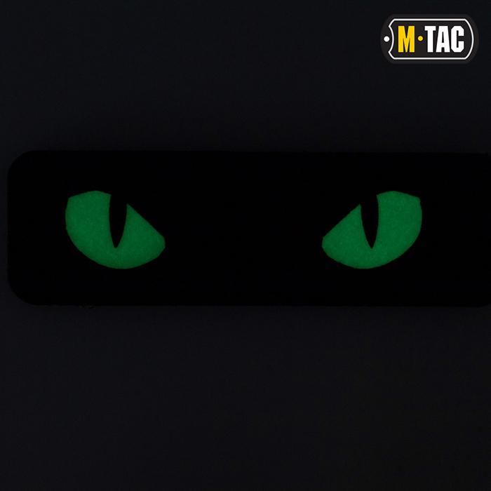 НАШИВКА CAT EYES LASER CUT СВЕТОНАКОПИТЕЛЬ/BLACK - фото 9f9e2698d45ca33c0fc8520e32fecd18.jpg