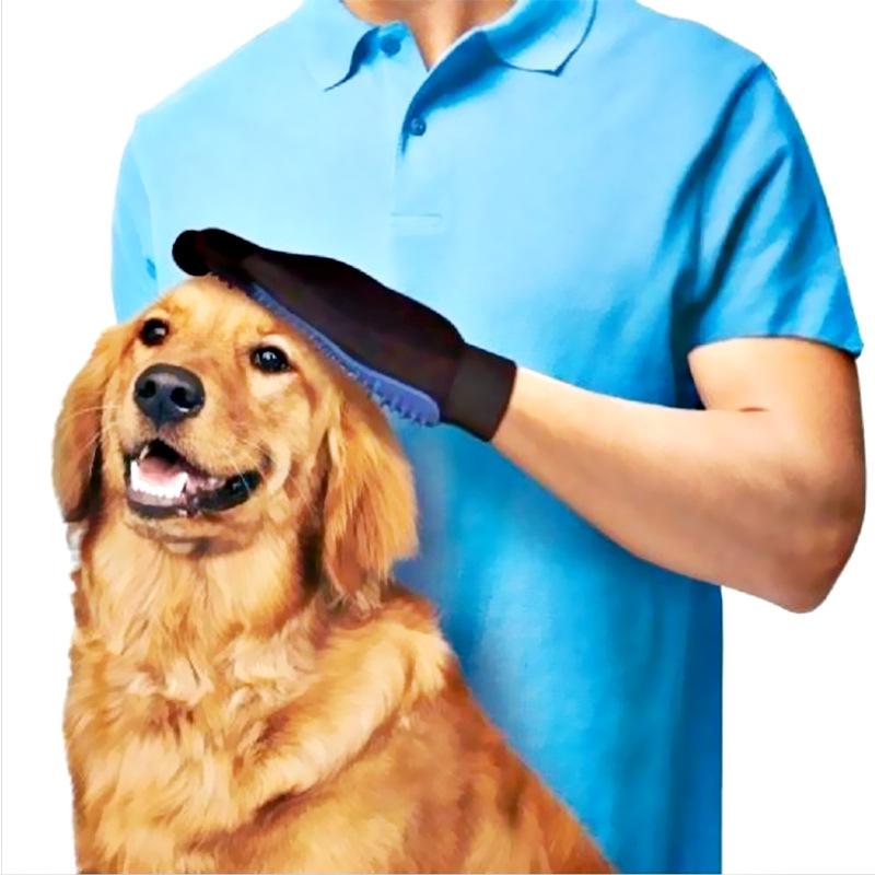 ÐаÑÑинки по запÑоÑÑ pet brush glove