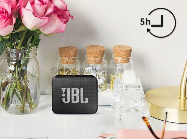 Портативная беспроводная мини-Колонка JBL Go 2 - фото H88d5a601d3794737a68f1414a6255a25a.jpg_640x640q90.jpg
