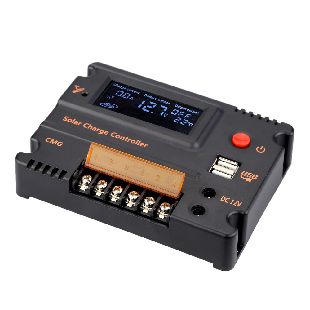 20A контроллер заряда солнечной панели Anself GMG-2420 с ЖК дисплеем, 12V/24V automatic - фото HTB1wB.nKVXXXXXDaXXXq6xXFXXXN.jpg