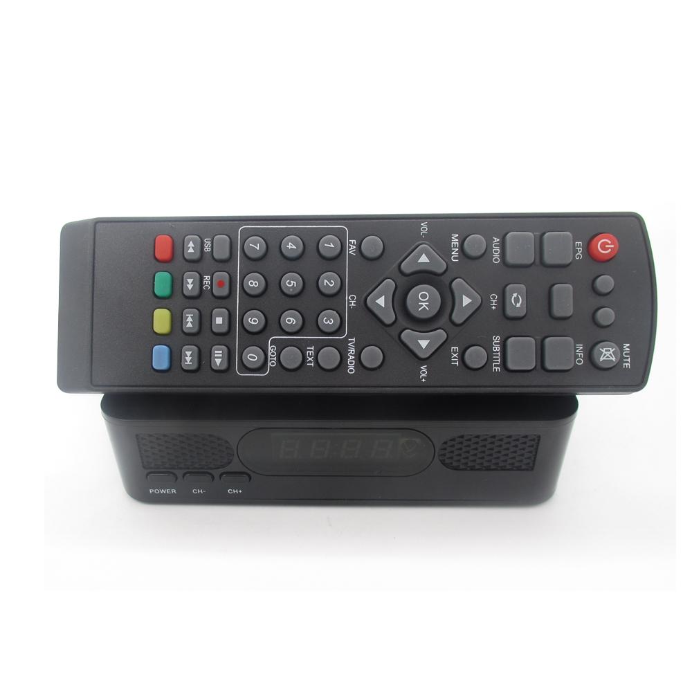 K3 DVB-T2DVB-T HD цифровой ТВ-приставка MPEG4 DVB Т2 H.264 - фото 2