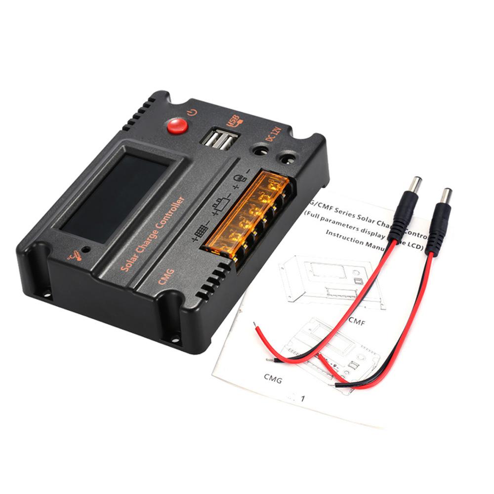 20A контроллер заряда солнечной панели Anself GMG-2420 с ЖК дисплеем, 12V/24V automatic - фото HTB1Pm3GKVXXXXXjXpXXq6xXFXXXf.jpg